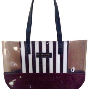 Henri Bendel Vinyl Limited Edition Tote